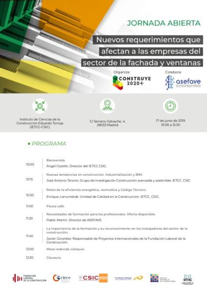 Jornada CONSTRUYE 2020 20190617