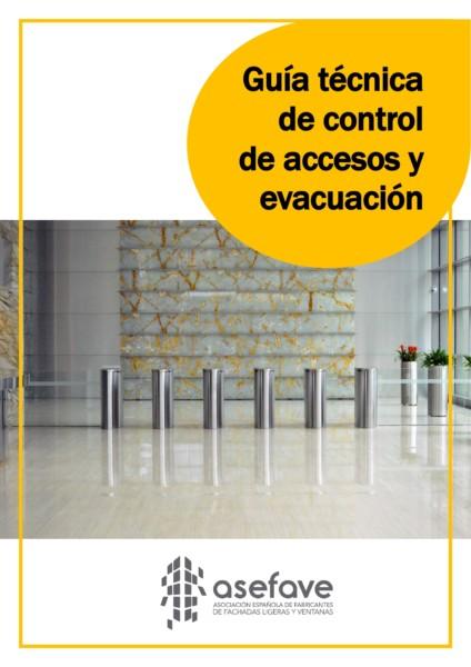 Portada_Guía control accesos y evacuación