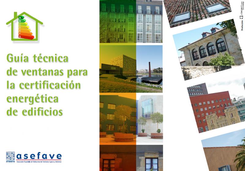 guia tecnica de ventanas para la certificación de edificios