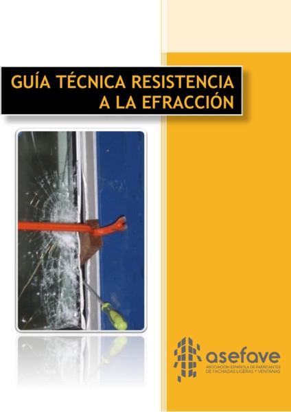 Guía técnica resistencia efracción_portada